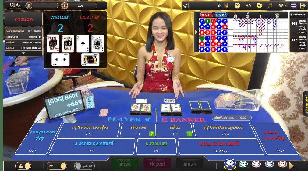 รีวิวคาสิโน Gold Diamond Gaming